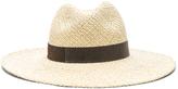 Janessa Leone Ana Wide Brimmed Panama Hat