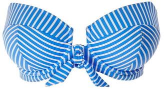 Freya Beach Hut Underwired Bandeau Bikini Top