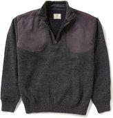Beretta Wind Barrier Half-Zip Sweater