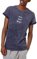 Topman Just Begun Muscle T-Shirt