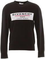 Givenchy Label Motif Knit