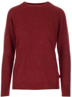 Woolrich Long Sleeve Knitted Jumper