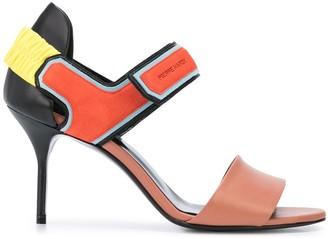 Pierre Hardy Trixi colour-block sandals