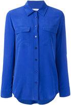 Equipment buttoned blouse - women - Silk - S
