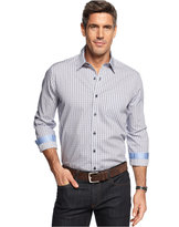 Tasso Elba Plaid Long-Sleeve Shirt, Only at Macy's