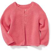 Old Navy Textured Cardi for Baby