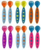 Boon MODWARE 6-Piece Toddler Utensil Set