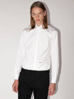 DSQUARED2 Lvr Exclusive Relaxed Dan Cotton Shirt