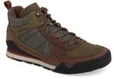 Merrell Men's Burnt Rock Mid Sneaker