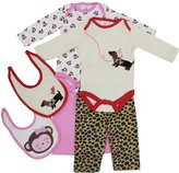 Swiggles Baby Pajamas Cotton/Polyester Sleepwear 2-Pack For