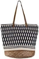 Muche et Muchette Abarcos Tote Geometric Bag