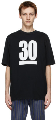 Undercover Black 30 30th Anniversary T-Shirt