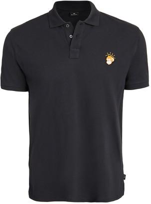 Paul Smith Regular Fit Climber Short Sleeve Polo Shirt