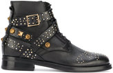 Fausto Puglisi studded boots
