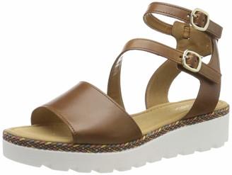 Gabor Shoes Women's Comfort Sport-Sandal Ankle Strap