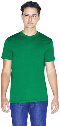American Apparel Unisex 50/50 Crewneck Short Sleeve T-Shirt - USA Collection