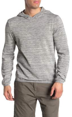 Heritage Knit Hoodie Pullover Sweater