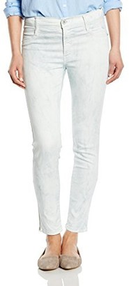 James Jeans Women's Twiggy 5-Pocket Zipper Side Ankle Legging Jean