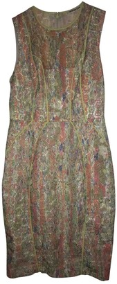 Whistles Multicolour Lace Dress for Women