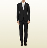 Gucci Heritage Two-Button Wool Tuxedo