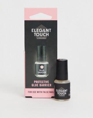 Elegant Touch Nail Saviour - Protective Glue Barrier