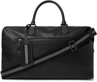Polo Ralph Lauren Pebble-Grain Leather Holdall