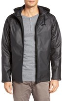 Slate & Stone Men's Hooded Rain Jacket