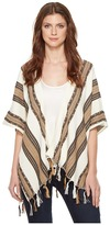 Pendleton Fringed Poncho Women's Sweater