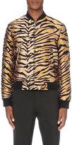 Kenzo Tiger Jacquard Silk-blend Jacket