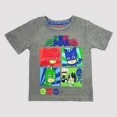PJ Masks Toddler Boys' PJ Masks ITB T-Shirt - Heather Gray