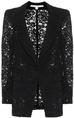 Veronica Beard Long and Lean lace blazer