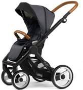 Mutsy Evo Urban Nomad Stroller in Black/Dark Grey