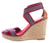Tory Burch Adonis Wedge Sandals