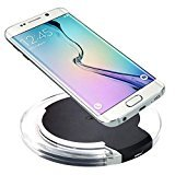 Tenworld Qi Wireless Charger Charging Pad for Samsung Galaxy S6/S6 Edge Plus