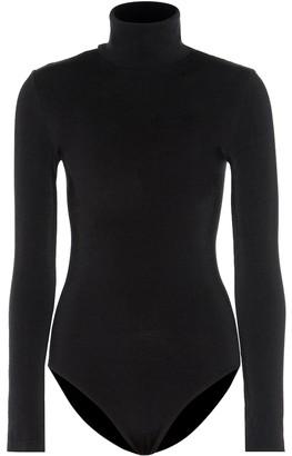 Wolford Colorado cotton-blend bodysuit