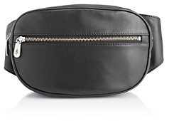 ROYCE New York Hip Pack Leather Belt Bag