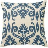 OKA Lakshmi Cushion Cover - Cobalt