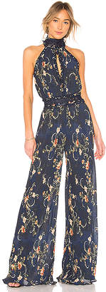 We Are Kindred Adele Pleated Jumpsuit
