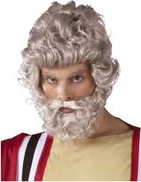 Fun World Costumes FunWorld 199338 Moses Wig And Beard Set- Adult
