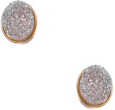 Dara Ettinger Halo and Gold Alicia Stud Earrings