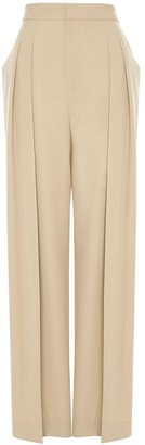 J.W.Anderson Front Pleat Wide-Leg Trousers