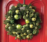 Outdoor Ornament Pine Wreath