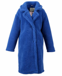 Oakwood Wonderful Blue Coat - XS