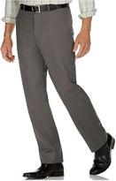 Calvin Klein Dress Pants, Solid Wool Flat Front