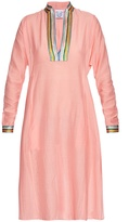 Thierry Colson Parvati cotton and silk-blend kaftan