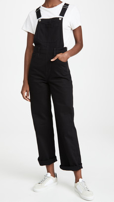 Levi's High Loose Overalls