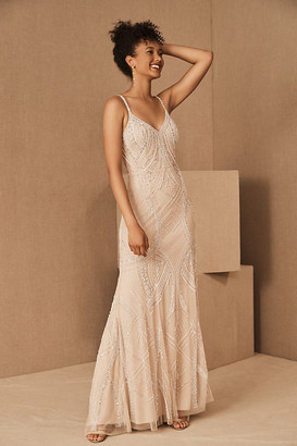 BHLDN Luxor Dress By in White Size 0