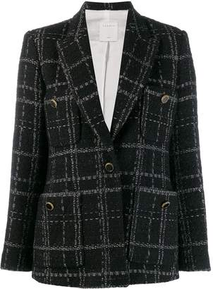 Sandro Paris tweed blazer