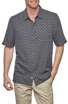 Nat Nast Men's Mojito Silk & Cotton Sport Shirt