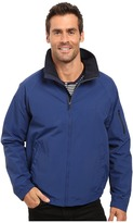 Nautica Fashion Color of Anchors Light Weight Bomber Jacket